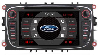carmes-crm-7608-2din-android-autoradio-ford-focus-mondeo-cerna-hlavni