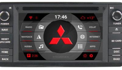 carmes-crm-6010-2din-android-autoradio-mitsubishi-lancer-asx-outlander-hlavni