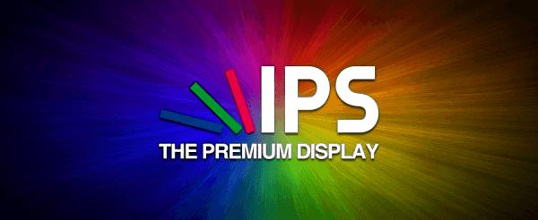 IPS displej
